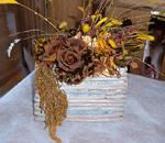 生花からの手作りプリザーブドフラワー